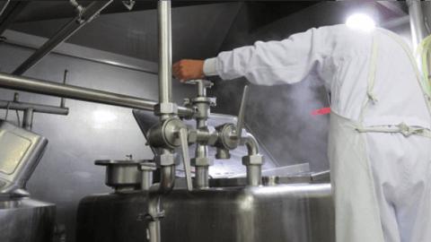 安心安全な生産体制